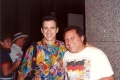 Tony With Eric Marienthal