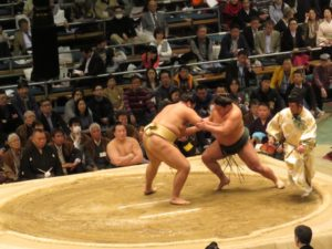 SUMO TIME
